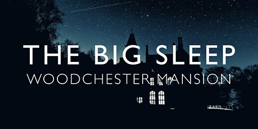The Big Sleep at Woodchester Mansion
