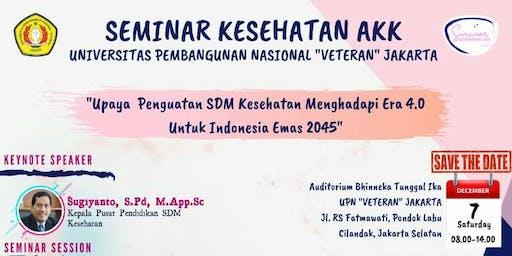 Seminar Kesehatan AKK 2019