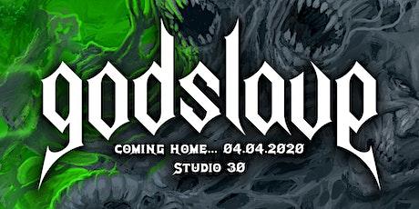 Godslave|Saarbrücken tickets