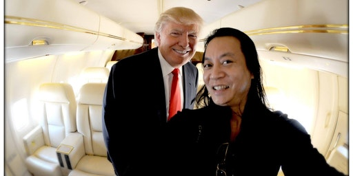 Sarasota Dinner With Gene Ho, Donald Trump's Personal Campaign Photographer