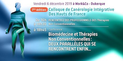 Conférence tout public | Colloque de cancérologie intégrative