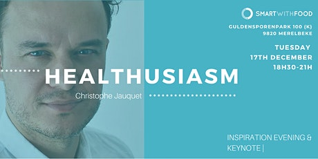 Healthusiasm tickets