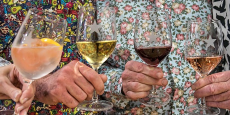 Three Wine Men Cardiff Cracking Christmas Wine Tasting tickets