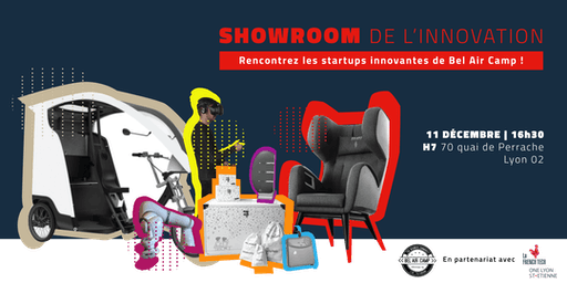 ShowRoom de l'innovation by Bel Air Camp