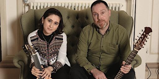 Luke Daniels & Rihab Azar