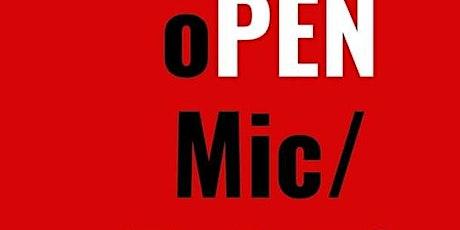 I.E. Escape Artists OPEN Mic/Community Outreach tickets