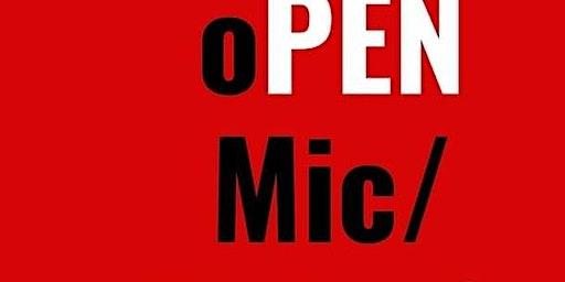 I.E. Escape Artists OPEN Mic/Community Outreach