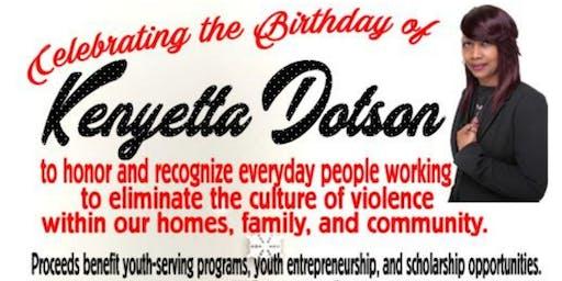 Kenyatta Dotson Birthday Celebration