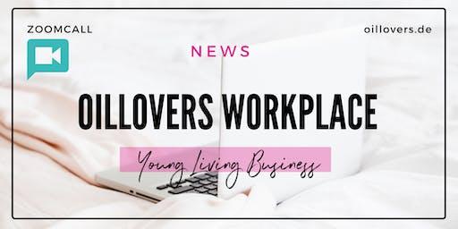 "Oillovers ""Workplace"" - hebe Dein Young Living Business auf das nächste Level"