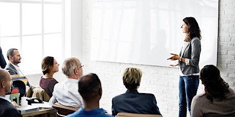 Préparer, concevoir et animer des présentations efficaces billets