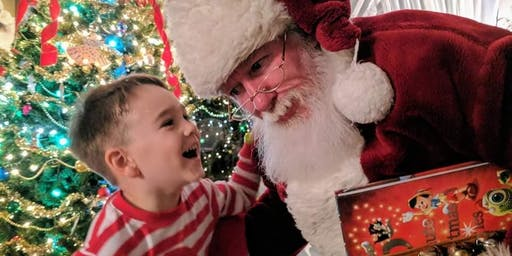 Pictures with Santa - FREE Family Friendly Event