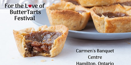 For the Love of Butter Tarts Festival tickets