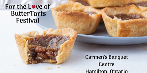 For the Love of Butter Tarts Festival