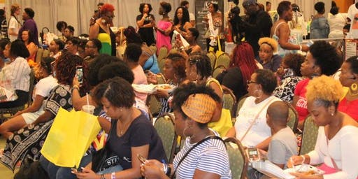 9th Annual Charleston Natural Hair Expo (June 27, 2020)