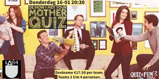 De How i Met Your Mother Quiz   Eindhoven