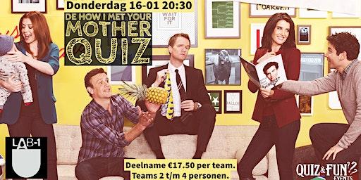 De How i Met Your Mother Quiz | Eindhoven