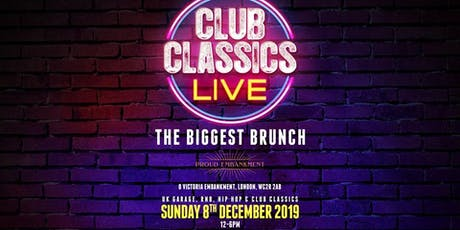 Club Classics Live tickets