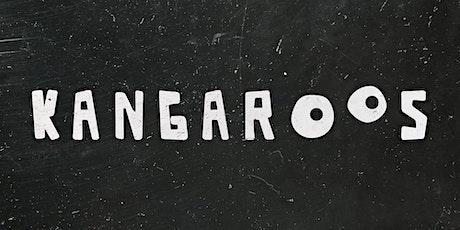 Kangaroos tickets