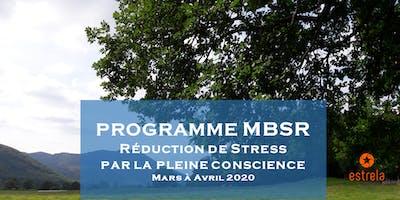 Programme de formation à la pleine conscience pour réduire le Stress (MBSR)