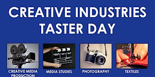 Creative Industries Taster Day