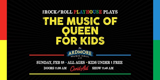 The Music of Queen for Kids and more!