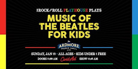 The Music of The Beatles for Kids and more! tickets