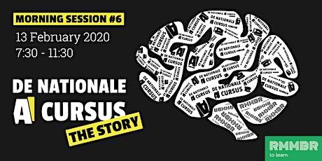 MS#6: De Nationale AI Cursus - THE STORY tickets
