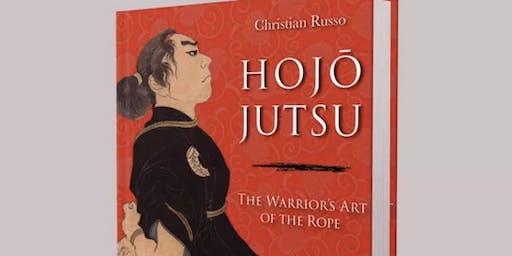 Vortrag: Hojojutsu, die Kampfkunst des Fesselns