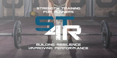 Strength Training for Runners Class tickets