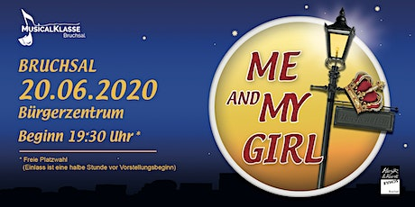 Me and my Girl Bruchsal Tickets