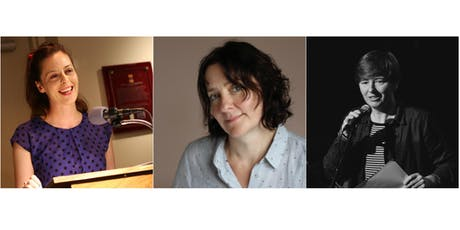 Colette Bryce, Sarah Clancy and Annemarie Ní Churreáin tickets