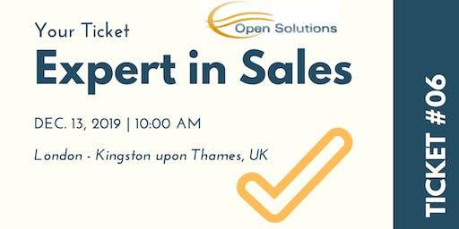 Expert in Sales - SW London