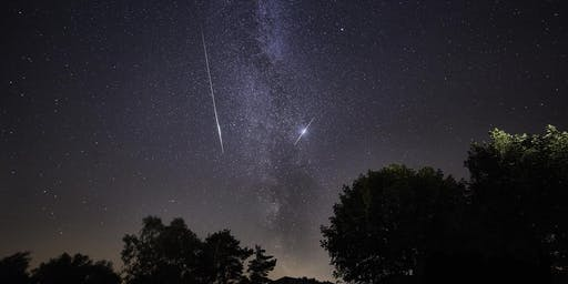 Yoga, Mindfulness and night walk to see the Geminid's meteor shower