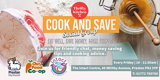 Thrifty Kitchen: Social Group