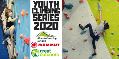 Youth Climbing Series 2020 - Round 1 tickets