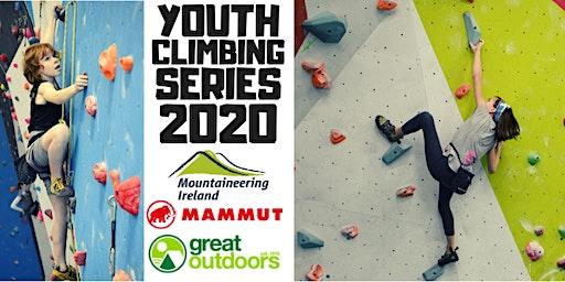 Youth Climbing Series 2020 - Round 3