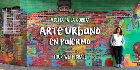 """Visita """"a la gorra"""" - Arte Urbano en Palermo entradas"""