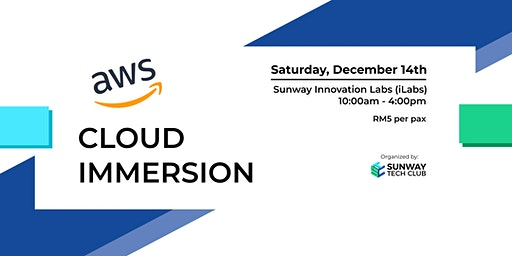 AWS Cloud Immersion