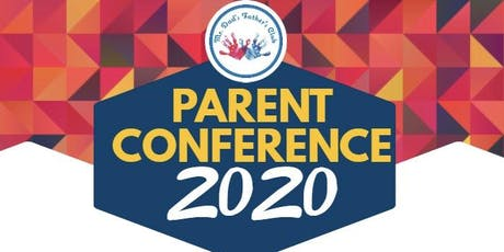 2020 Parent Conference tickets