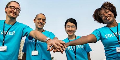 Developing a Volunteer Management Programme – Part One tickets
