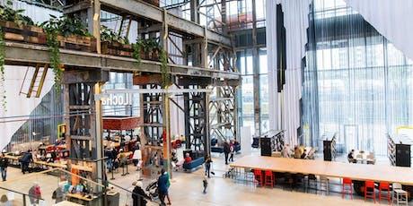 Nieuwjaarsborrel Kunstloc Brabant en Bibliotheek Midden-Brabant tickets