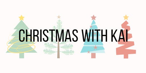 Christmas with Kai Fun-draiser