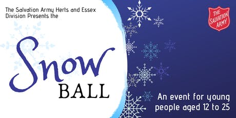 The Salvation Army Herts and Essex Division Snow Ball 2020 tickets