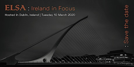 ELSA: Ireland In Focus tickets