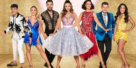 Strictly Come Dancing: The Live Tour Event Parking tickets