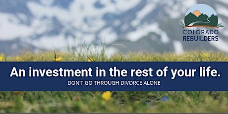 Divorce & End of Relationship Support - A 10 Week class tickets