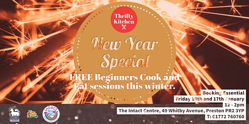 Thrifty Kitchen: New Year Special Cook and Eat