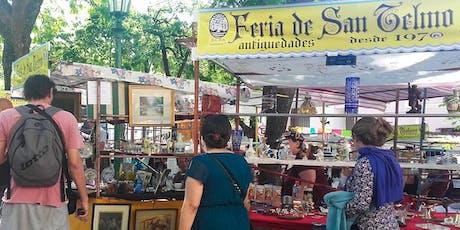 Feria de San Telmo entradas