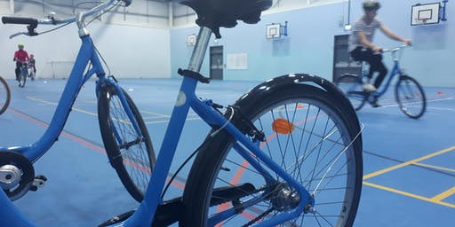 Learn to ride INDOOR [TRAFFORD]