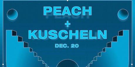 Verse presents: Peach with kuscheln tickets